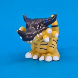 Digimon Greymon 8 cm second hand figure (Loose)