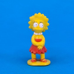 The Simpsons Lisa Simpson Vizir second hand figure (Loose)