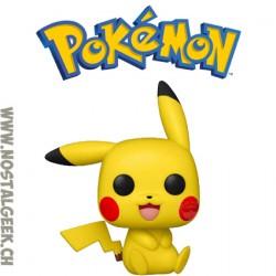 Funko Pop Pokemon Pikachu (Sitting) Vinyl Figure