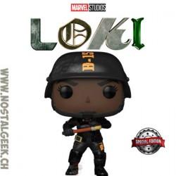 Funko Pop Marvel Loki Hunter B-15 Exclusive Vinyl Figure