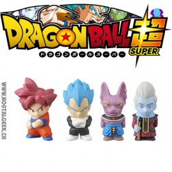 Dragonball Super Chou Senshi Mini Figure Set 2 Bandai
