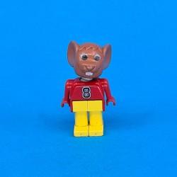 Lego Fabuland Mouse 2 second hand figure (Loose)