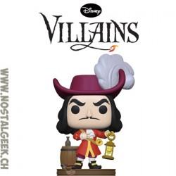 Funko Pop Disney Villains Peter Pan Captain Hook Vinyl Figure