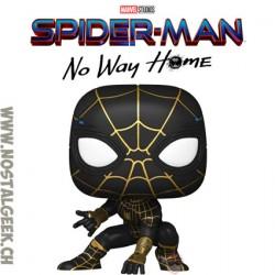 Funko Pop Marvel Spider-Man No way Home Spider-Man Black & Gold Suit Vinyl Figure