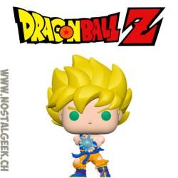 Funko Pop Dragon Ball Z Super Saiyan Goku With Kamehameha Vinyl Figure