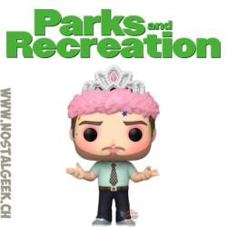 Funko Pop Parks and Recration Andy as Princess Rainbow Sparkle Vinyl Figure