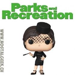 Funko Pop Parks and Recration Janet Snakehole Vinyl Figure