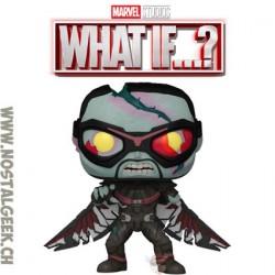 Funko Pop Marvel: What if...? Zombie Falcon Vinyl Figure