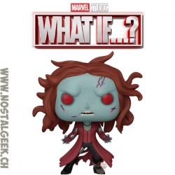 Funko Pop Marvel: What if...? Zombie Scarlet Witch Vinyl Figure