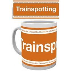 Trainspotting Mug