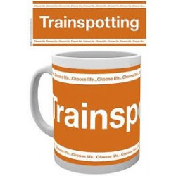 Tasse Trainspotting