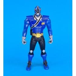 Power Rangers Super Samurai Blue Ranger Flip Head second hand action figure (Loose)
