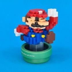 Nintendo Amiibo Mario Classic Color second hand figure (Loose)