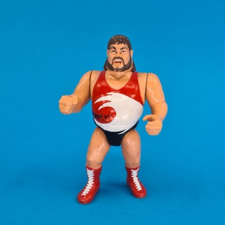 Wrestling WWF Typhoon second Action Figure (Loose)