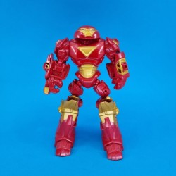 Marvel Super Hero Mashers Iron Man Hulkbuster second hand figure (Loose)