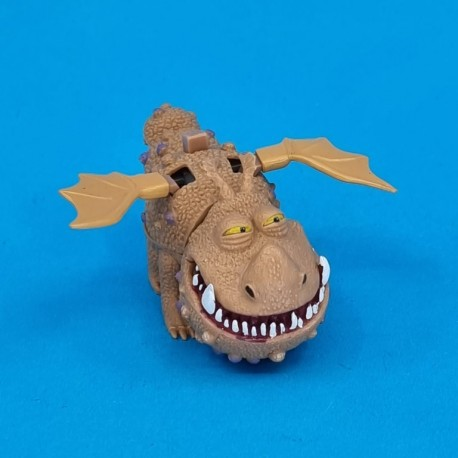 How to train your dragon Meatlug 8 cm second hand figure (Loose)