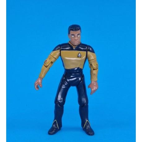 Star Trek The Next Generation Lieutenant Geordie LaForge second hand figure (Loose)