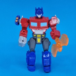 Transformers Hero Mashers Optimus Prime second hand figure (Loose)