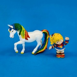 Rainbow Brite Blondine + Starlite Figurines d'occasion (Loose)