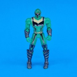 Power Rangers Operation Overdrive Mystic Force Green Ranger second hand figure (Loose)