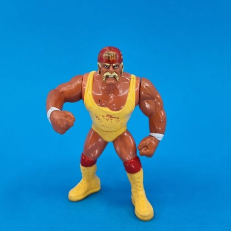 Wrestling WWF Hulk Hogan v3 second Action Figure (Loose)