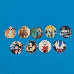 Dragon Ball Z lot de 9 Pogs d'occasion (Loose)