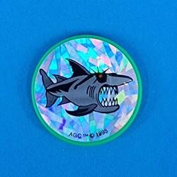 Pog Slammer Requin d'occasion (Loose)