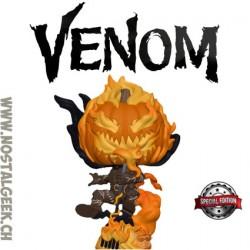 Funko Pop Marvel Venomized Jack O'Lantern Exclusive Vinyl Figure