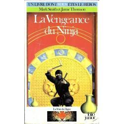 Un Livre dont vous êtes le héros La Vengeance du Ninja Livre d'occasion