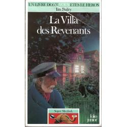 Un Livre dont vous êtes le héros La Villa de Revenants Pre-owned book