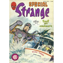 Special Strange N. 9 BD d'occasion