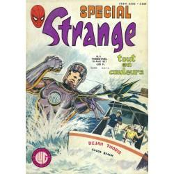 Special Strange N. 9 Pre-owned book
