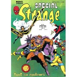 Special Strange N. 15 BD d'occasion