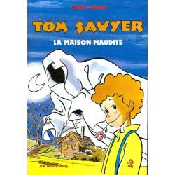 Tom Sawyer La maison maudite Pre-owned book
