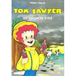 Tom Sawyer Les Vacances d'été Livre d'occasion