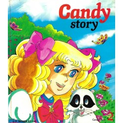Candy Story Pre-owned Book