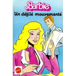Barbie Un défilé mouvementé Livre d'occasion