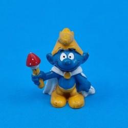Schtroumpfs - Schtroumpf Roi avec scpetre Figurine d'occasion (Loose)