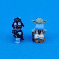 Star Wars Happy Hippo lot de 2 Figurines d'occasion (Loose)
