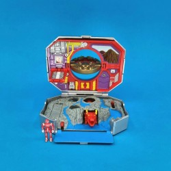 Power Rangers Micro Base Micro Playset second hand action figure (Loose)