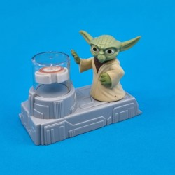 Star Wars Clone Wars Yoda Levitation hand figure (Loose) McDonald's