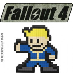 Lampe Fallout 4 Vault Boy Pixel Pals Light up