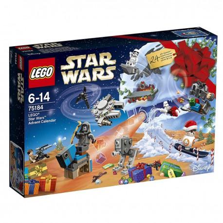 Calendrier de l'avent Lego Star Wars Christmas 2016