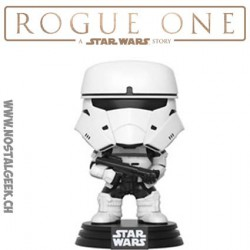 Pop SDCC 2017 Star Wars Rogue One Combat Assault Tank Trooper Edition Limitée