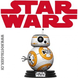 Pop Star Wars E8 The Last Jedi BB-8