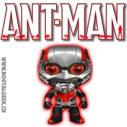 Pop Marvel Ant Man Glows in the Dark Limited Vinyl Figure