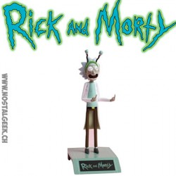 Rick and Morty Explicit Figure
