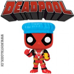 Funko Pop! Marvel Deadpool (Bath Time) Limited Vinyl Figure