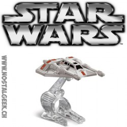 Hot Wheels Star Wars Starship Rebel Snowspeeder Vehicle