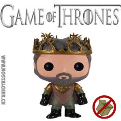 Funko Pop! Game of Thrones Renly Baratheon (Vaulted) Vinyl Figure Without box